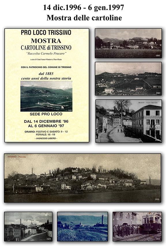 1996 - Cartoline di Trissino
