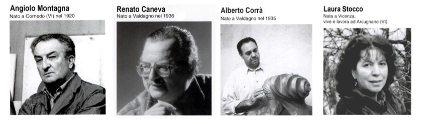 1988 - 4 Pittori