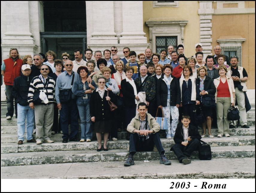 2003 - Roma